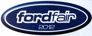 Logo FordFair 2012