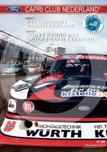 Cover clubblad FCCN nr 26