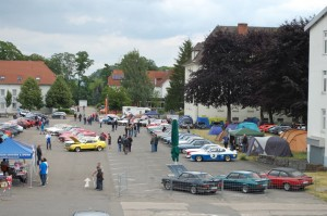 Capri-Post Treffen Speyer 2015